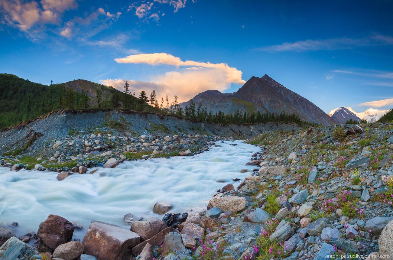 Beauteous landscapes of Altai Krai on photos by Anton Petrus - 3