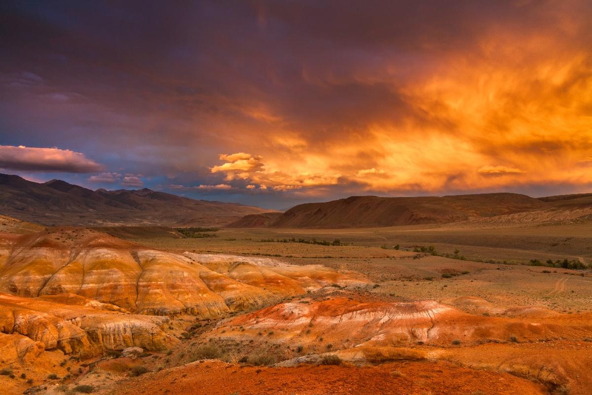 Beauteous landscapes of Altai Krai on photos by Anton Petrus - 30