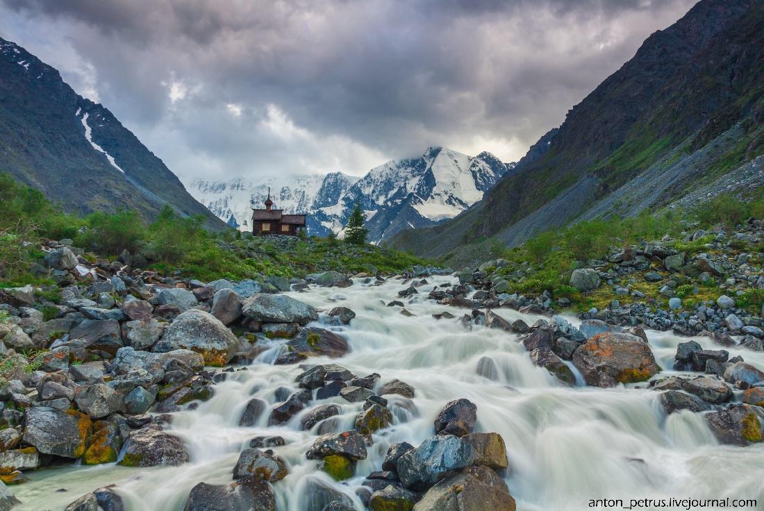 Beauteous landscapes of Altai Krai on photos by Anton Petrus - 4