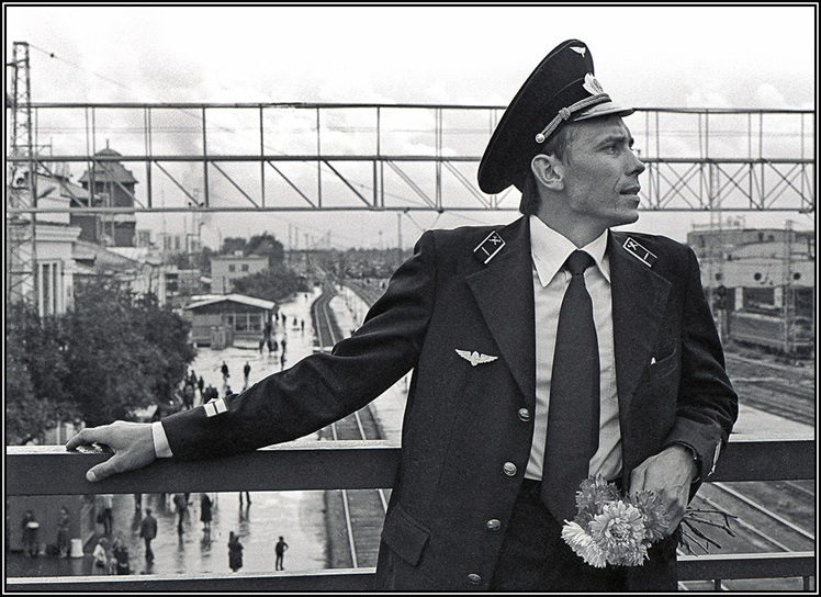 Everyday life in the late USSR on photos by Vladimir Rolov - 5