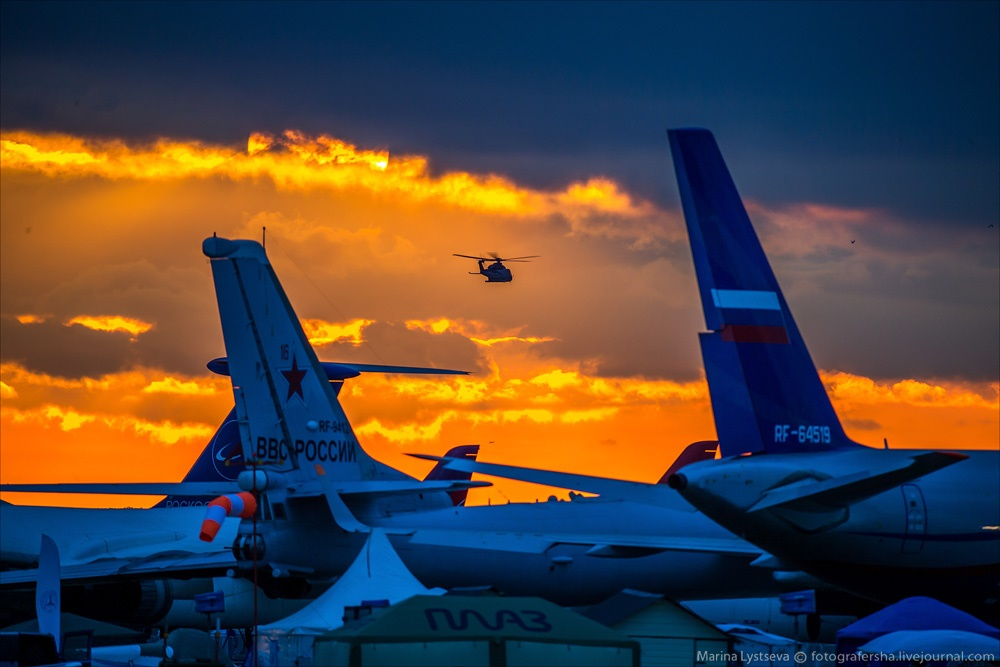 MAKS 2015: The best photos from the air show in Moscow - 14