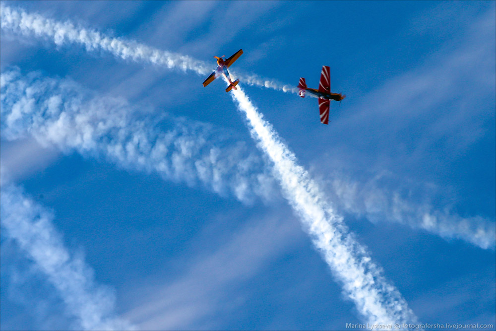 MAKS 2015: The best photos from the air show in Moscow - 20