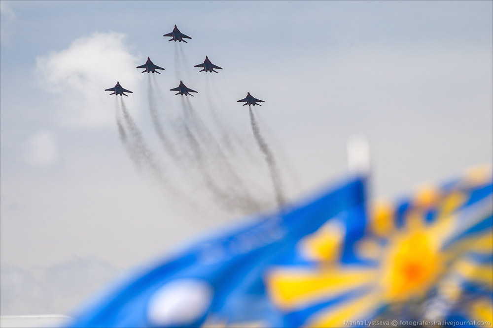 MAKS 2015: The best photos from the air show in Moscow - 22