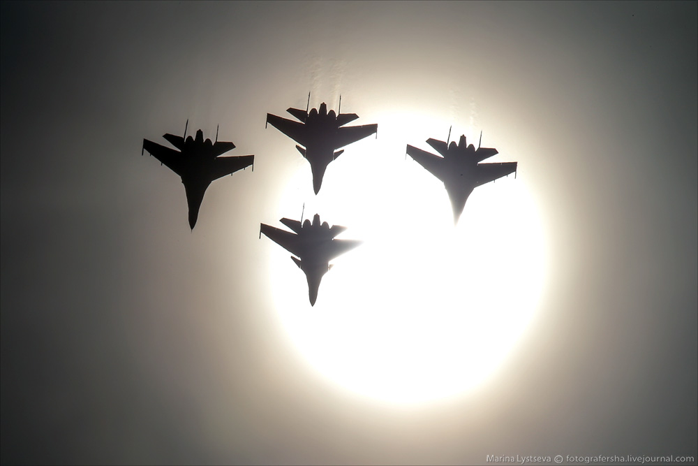 MAKS 2015: The best photos from the air show in Moscow - 26