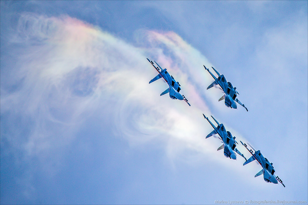 MAKS 2015: The best photos from the air show in Moscow - 27