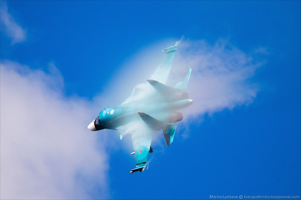 MAKS 2015: The best photos from the air show in Moscow - 33