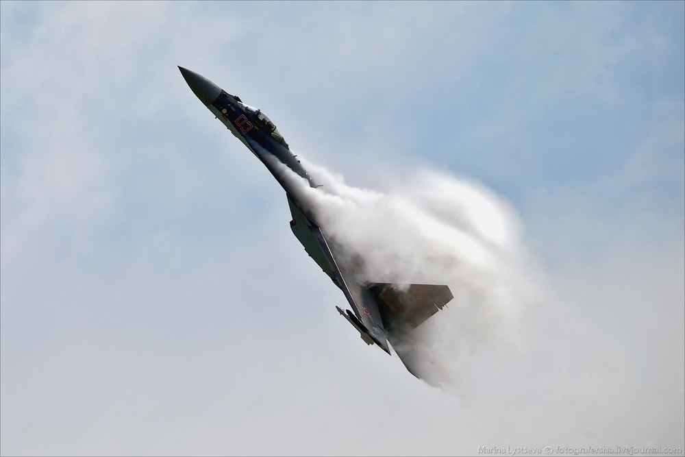 MAKS 2015: The best photos from the air show in Moscow - 35