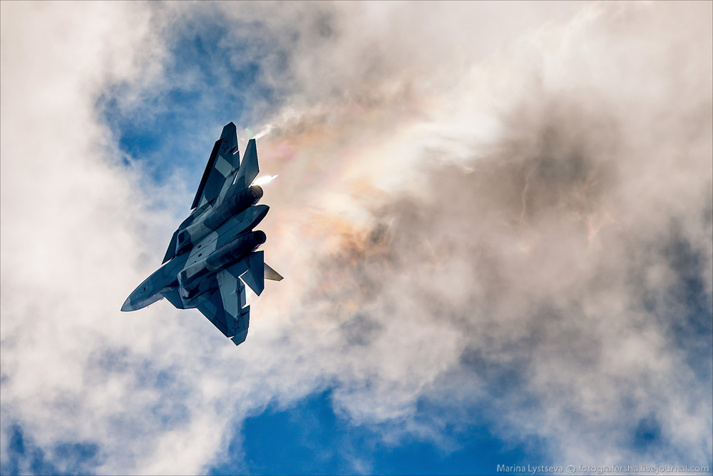 MAKS 2015: The best photos from the air show in Moscow - 40