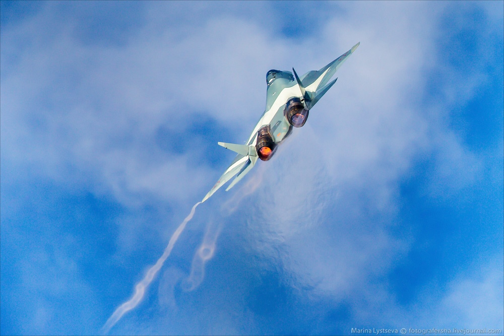 MAKS 2015: The best photos from the air show in Moscow - 42