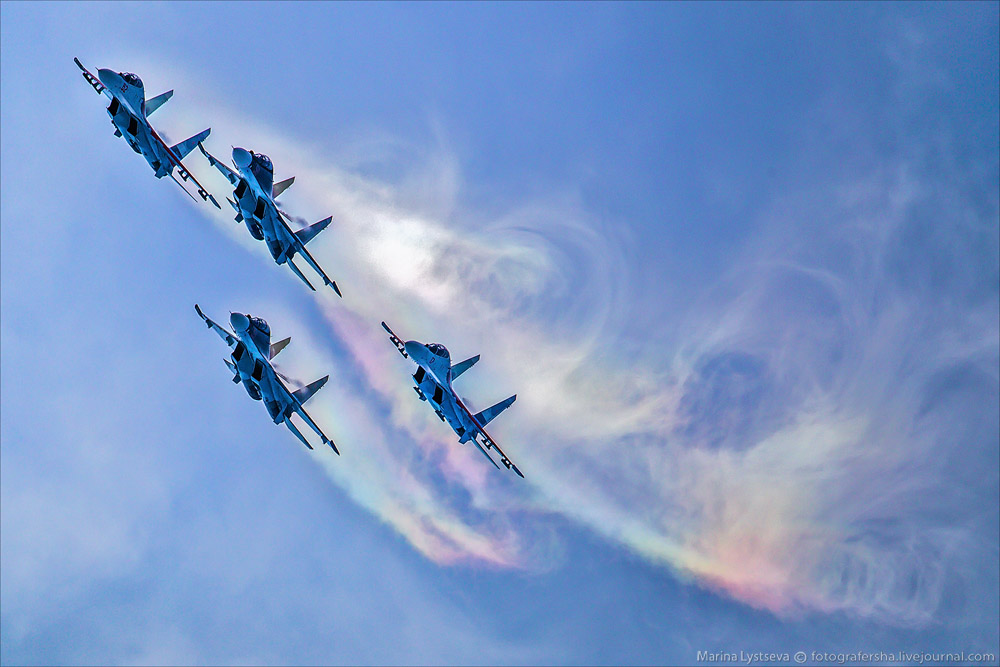 MAKS 2015: The best photos from the air show in Moscow - 45