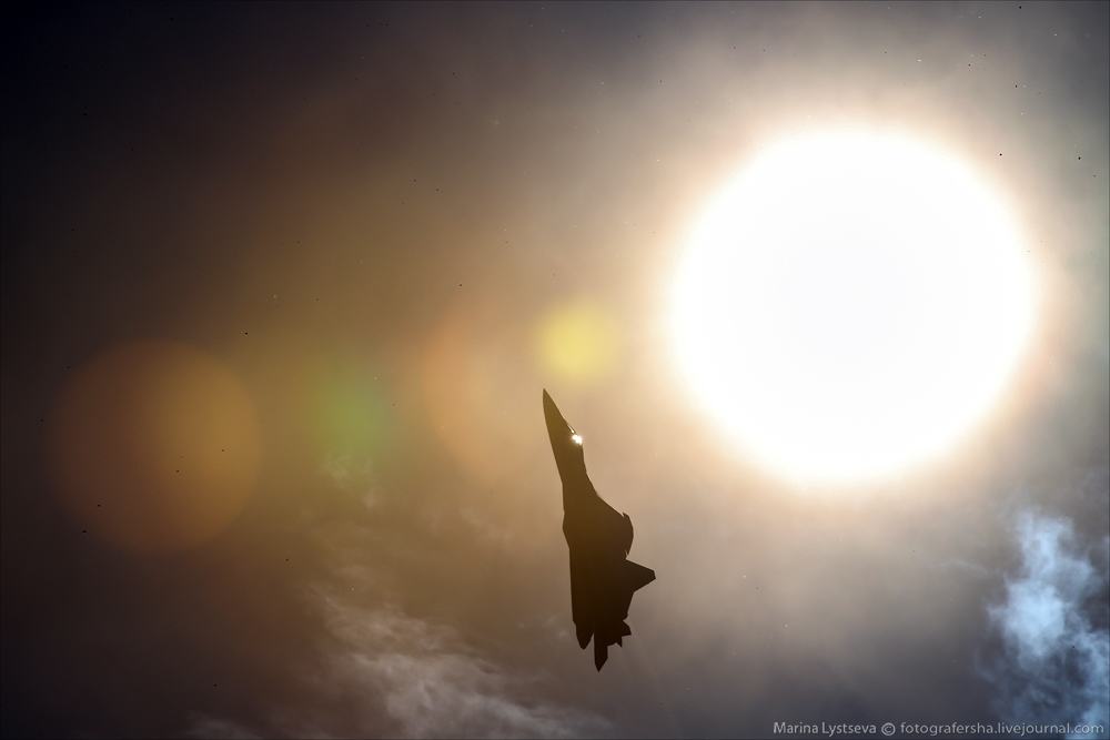 MAKS 2015: The best photos from the air show in Moscow - 7