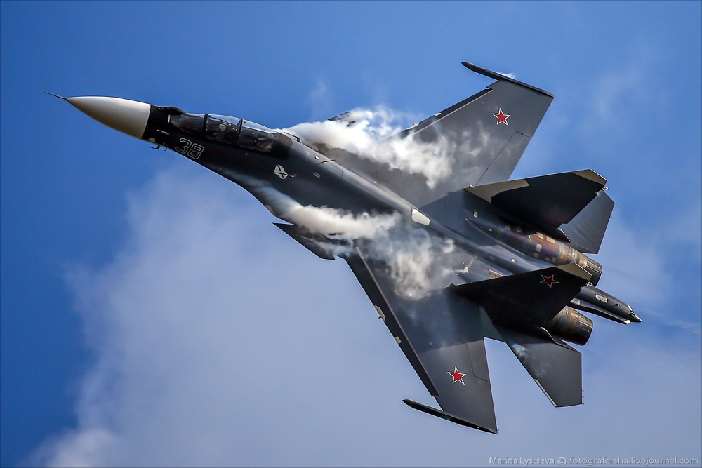 MAKS 2015: The best photos from the air show in Moscow - 8