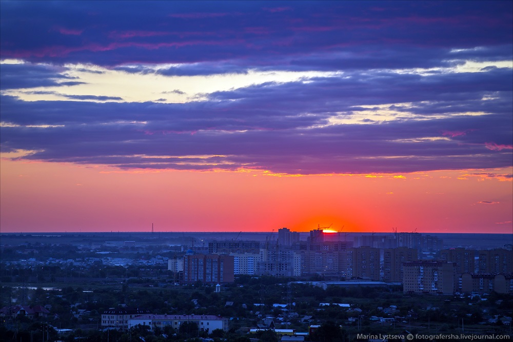 Night Astana: Urban landscapes of the capital of Kazakhstan - 5