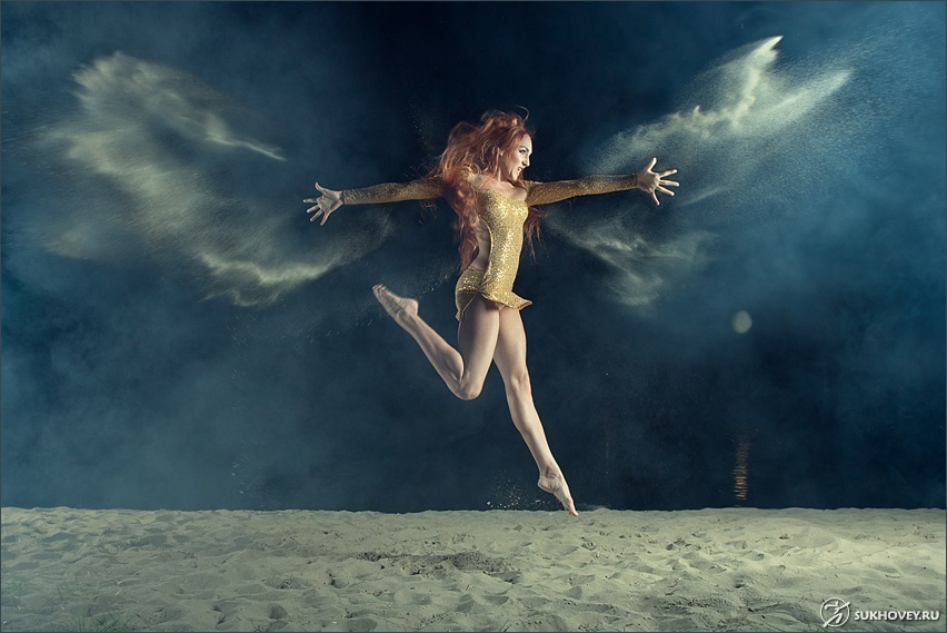 Plasticity and dancing: Photographic art by Sergey Sukhovey - 13