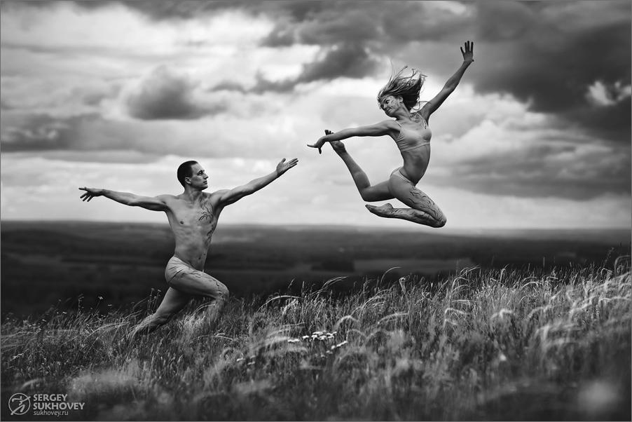 Plasticity and dancing: Photographic art by Sergey Sukhovey - 14