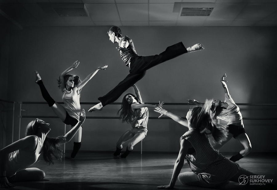 Plasticity and dancing: Photographic art by Sergey Sukhovey - 17