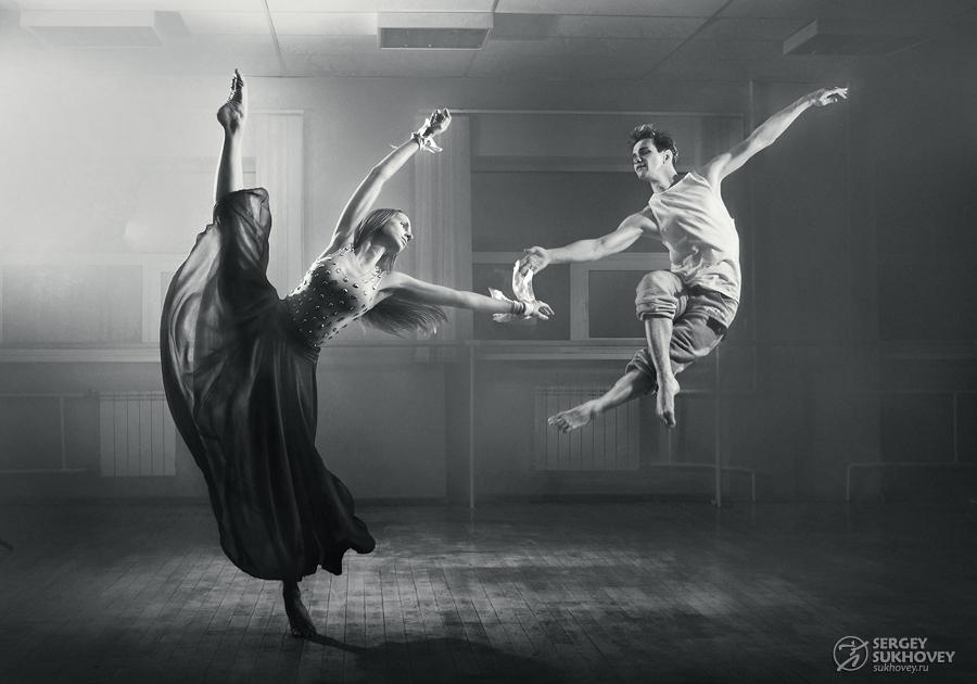 Plasticity and dancing: Photographic art by Sergey Sukhovey - 19