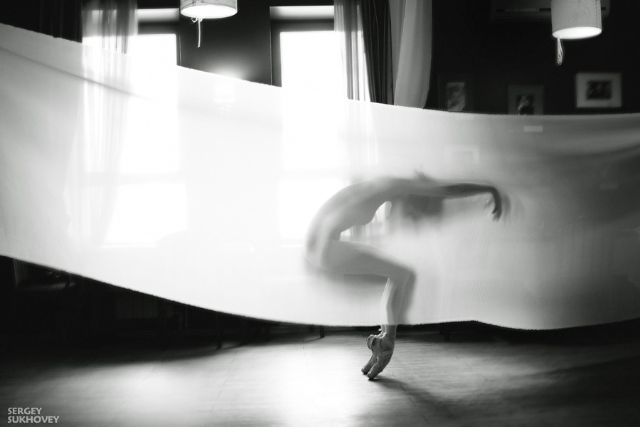 Plasticity and dancing: Photographic art by Sergey Sukhovey - 2