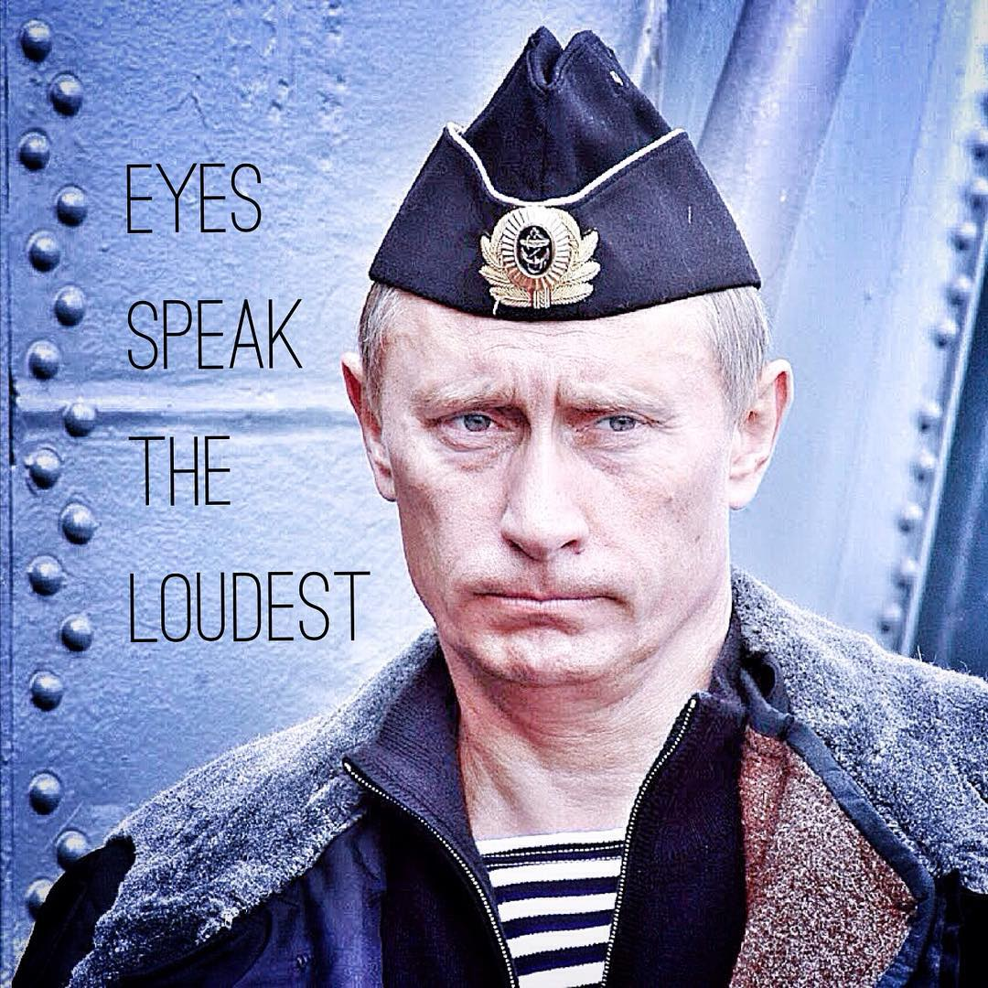 Putinspiration: sarcastic motivational pictures with Putin - 21