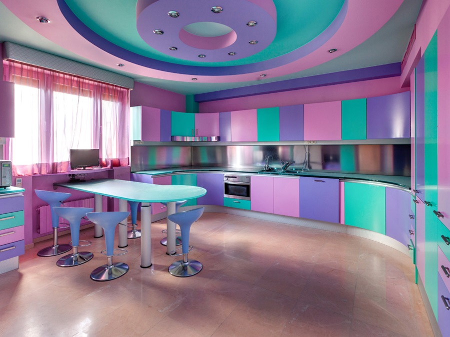 Glamorous Aladdins house in a Moscow flat for $3.36 million - 5