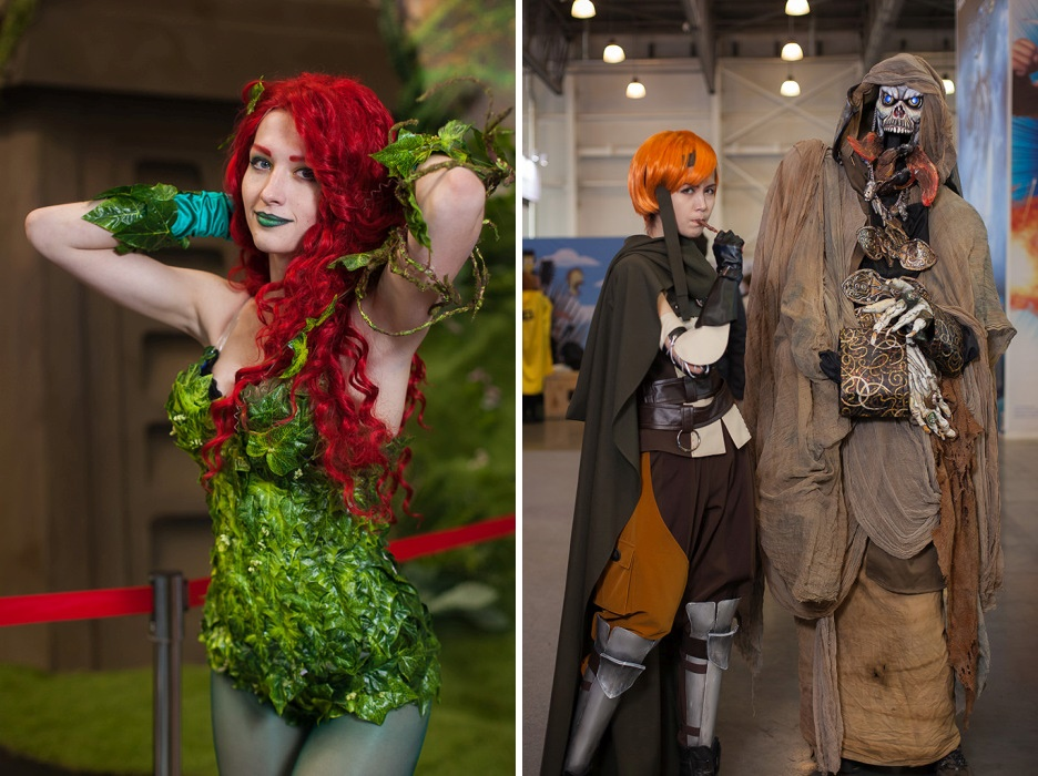 Russian Cosplay: Pictures from the Comic Con Russia 2015 - 10