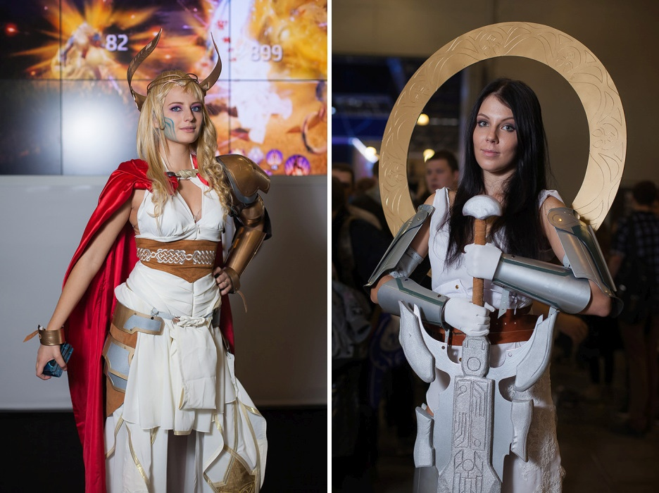 Russian Cosplay: Pictures from the Comic Con Russia 2015 - 15