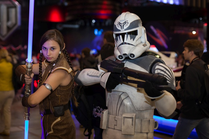 Russian Cosplay: Pictures from the Comic Con Russia 2015 - 18