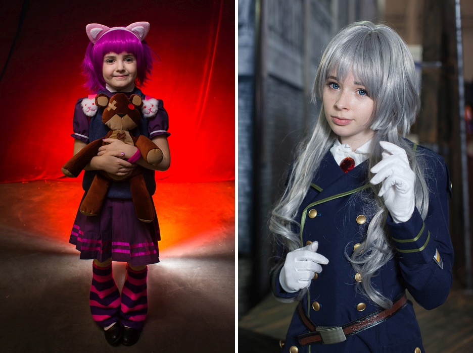 Russian Cosplay: Pictures from the Comic Con Russia 2015 - 21