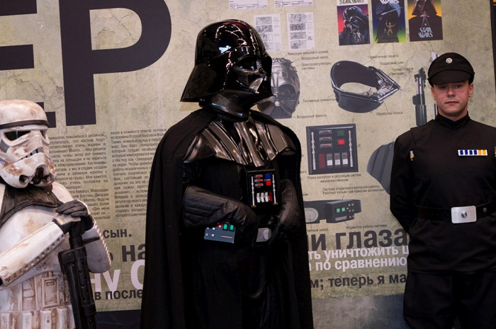 Russian Cosplay: Pictures from the Comic Con Russia 2015 - 27