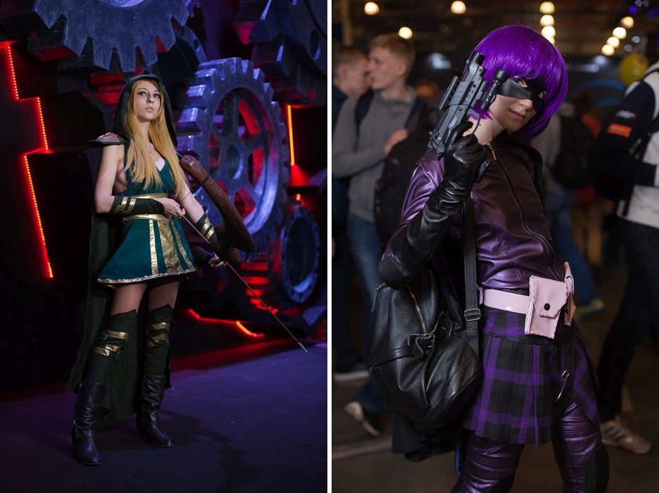 Russian Cosplay: Pictures from the Comic Con Russia 2015 - 31