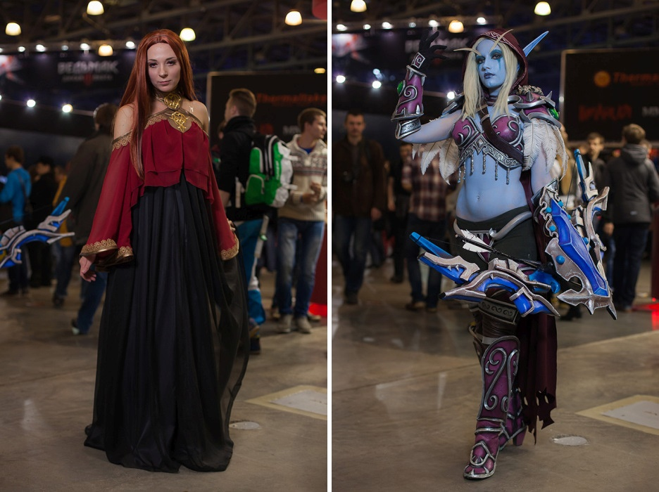 Russian Cosplay: Pictures from the Comic Con Russia 2015 - 32