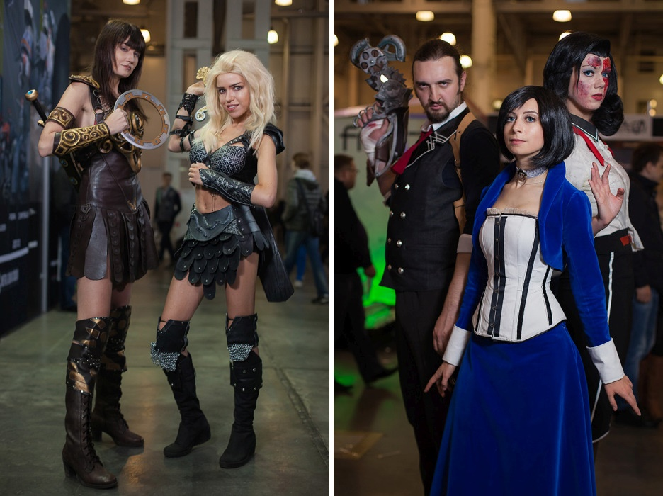 Russian Cosplay: Pictures from the Comic Con Russia 2015 - 34