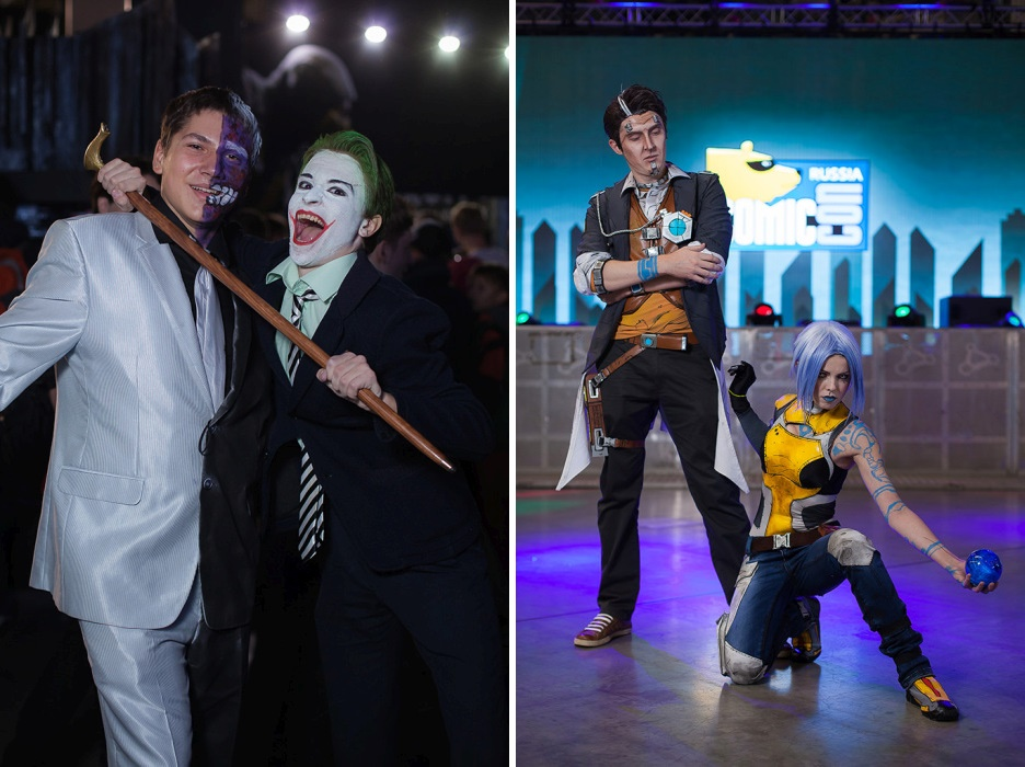 Russian Cosplay: Pictures from the Comic Con Russia 2015 - 38