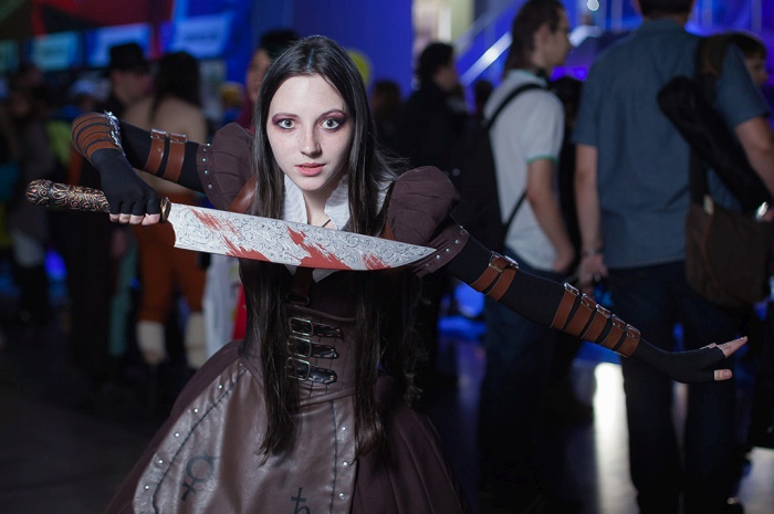 Russian Cosplay: Pictures from the Comic Con Russia 2015 - 39