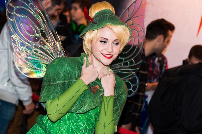Russian Cosplay: Pictures from the Comic Con Russia 2015 - 42