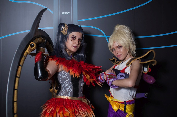 Russian Cosplay: Pictures from the Comic Con Russia 2015 - 44