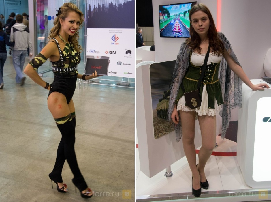 Russian Cosplay: Pictures from the Comic Con Russia 2015 - 47