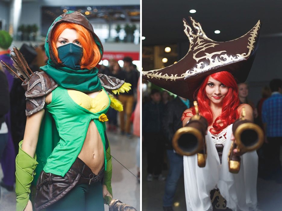 Russian Cosplay: Pictures from the Comic Con Russia 2015 - 5