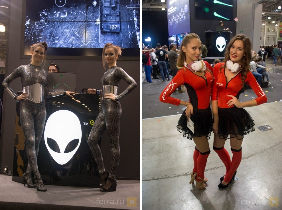 Russian Cosplay: Pictures from the Comic Con Russia 2015 - 52