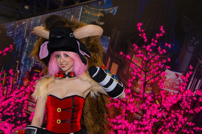 Russian Cosplay: Pictures from the Comic Con Russia 2015 - 6