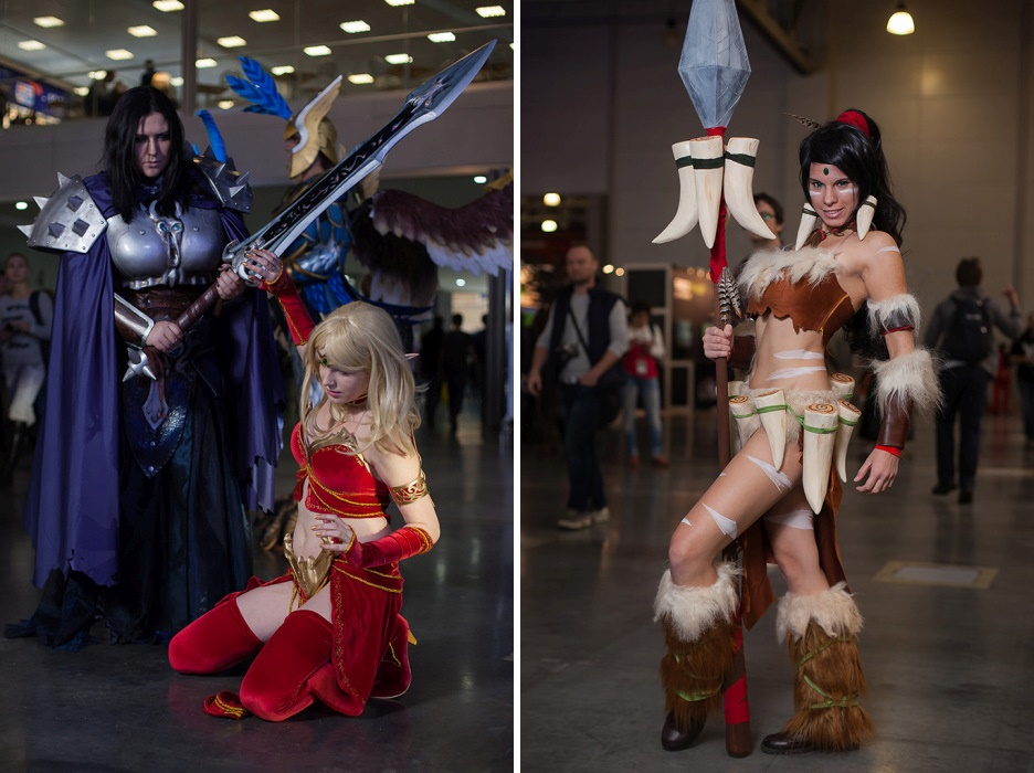 Russian Cosplay: Pictures from the Comic Con Russia 2015 - 7