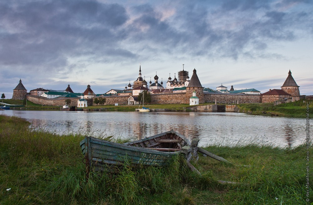 Russian North: People and nature of the Solovetsky Islands - 1