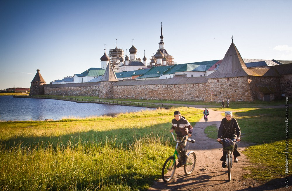 Russian North: People and nature of the Solovetsky Islands - 19