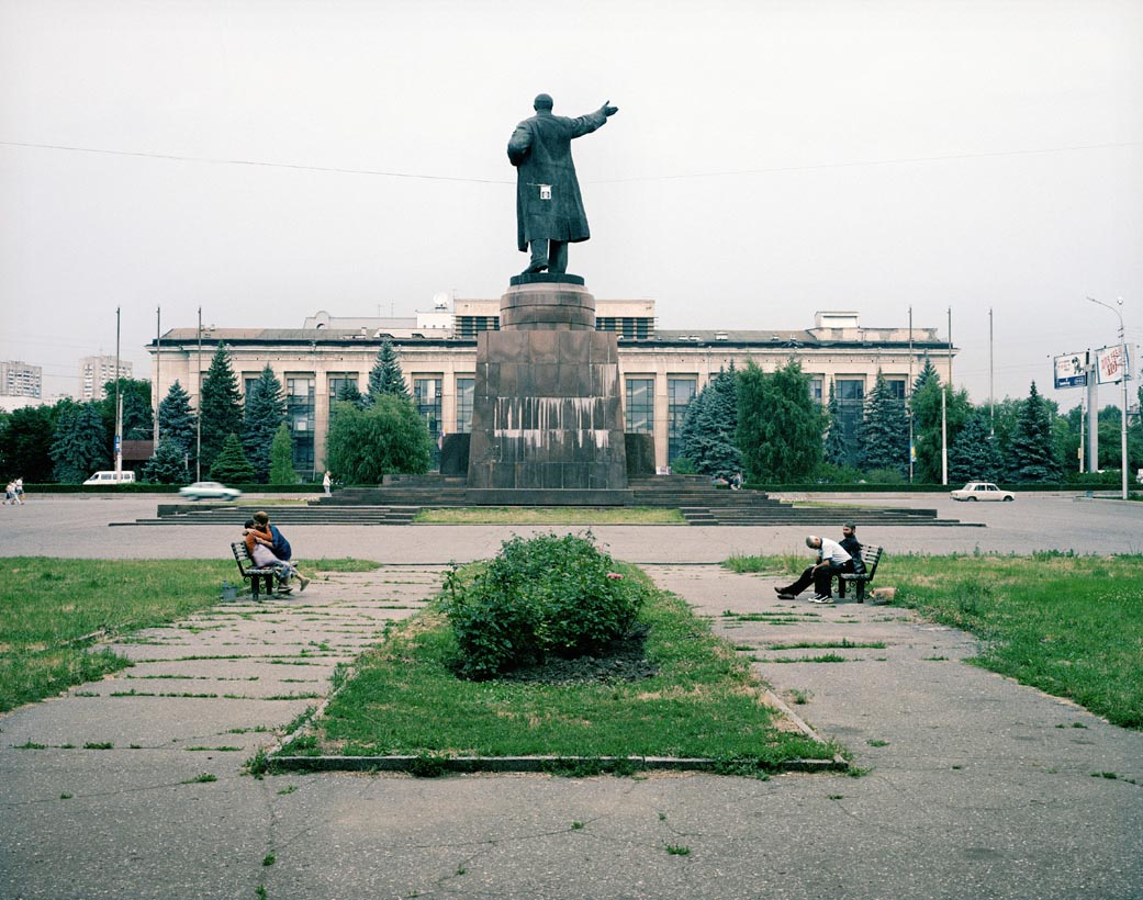 Motherland: Photos of unfeigned Russia by Simon Roberts - 32