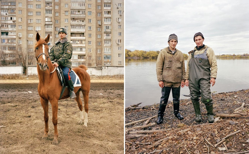 Motherland: Photos of unfeigned Russia by Simon Roberts - 34
