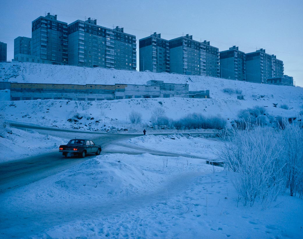 Motherland: Photos of unfeigned Russia by Simon Roberts - 39