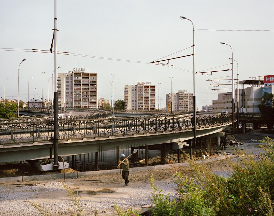 Motherland: Photos of unfeigned Russia by Simon Roberts - 4