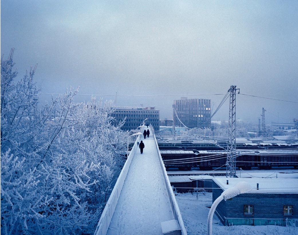 Motherland: Photos of unfeigned Russia by Simon Roberts - 41