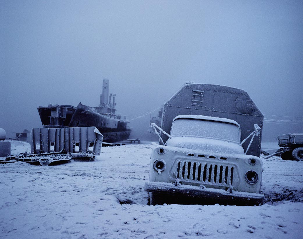 Motherland: Photos of unfeigned Russia by Simon Roberts - 43