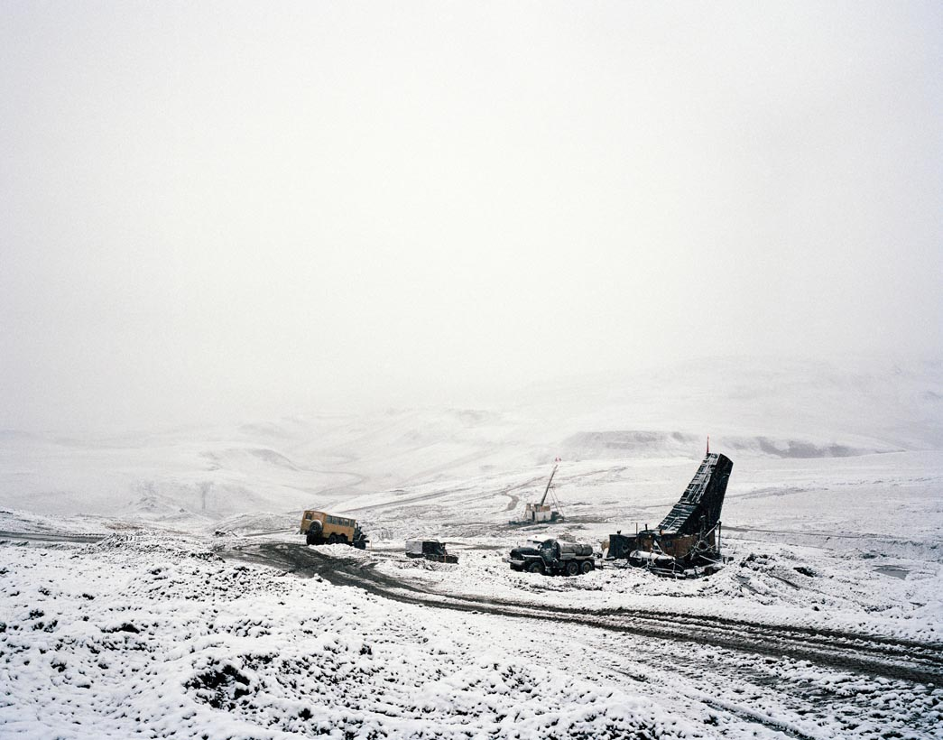 Motherland: Photos of unfeigned Russia by Simon Roberts - 5